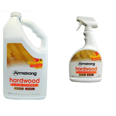 Armstrong 64+32 fl oz Hardwood Floor Cleaner Citrus Fusion (Combo Pack)