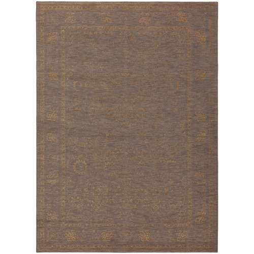 Karastan Cosmopolitan Montmartre Cream Gold Area Rug by Mohwak Home