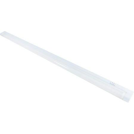 Ge slim line fluorescent plug in 36 inch linkable light fixture 10460