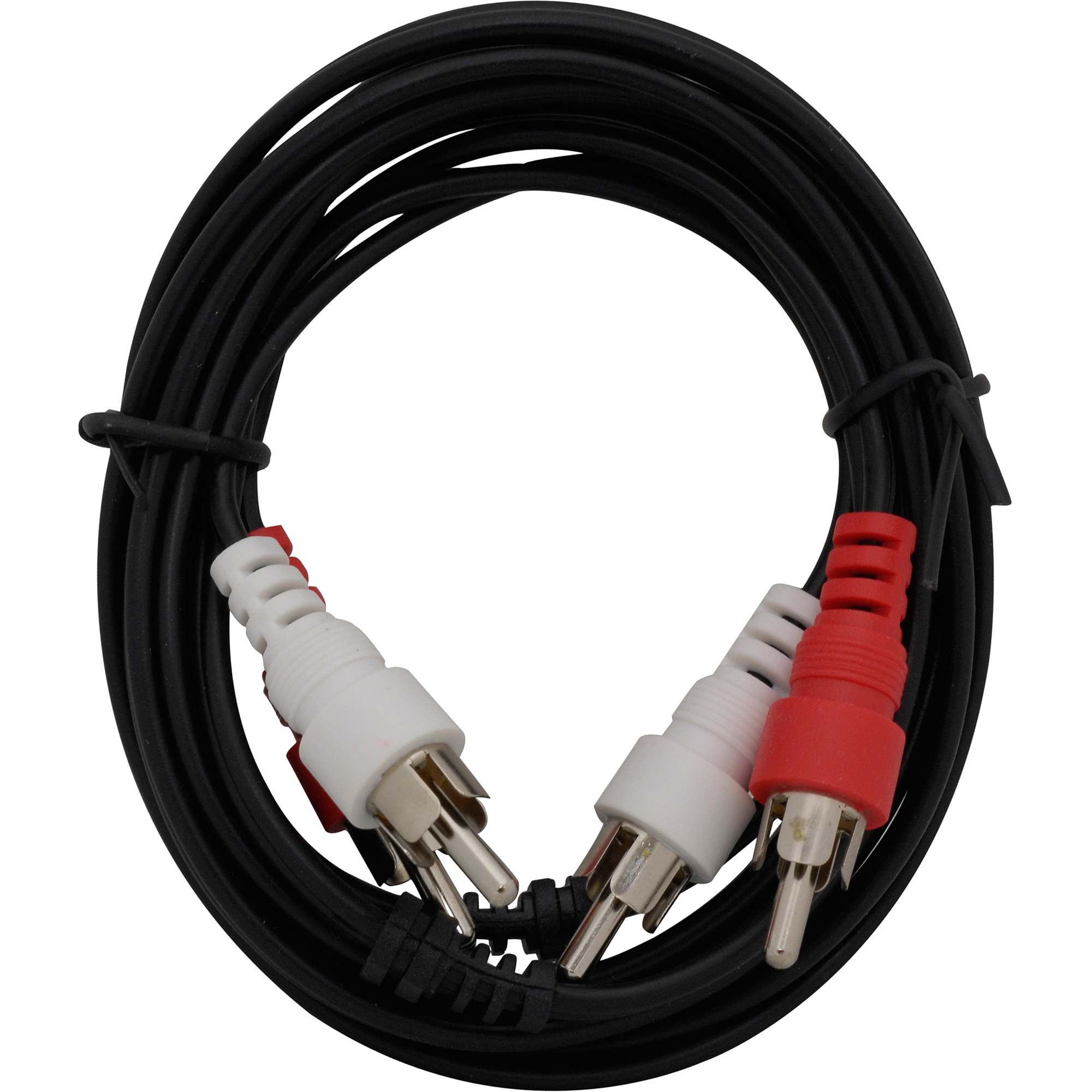 GE Stereo Audio Cable, 6'