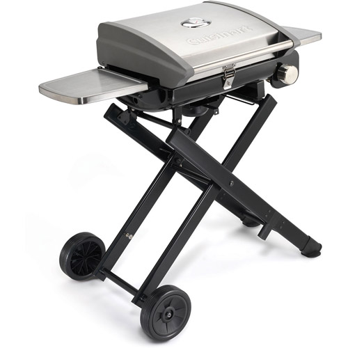 Cuisinart All-Foods Roll-Away Portable Outdoor Gas Grill
