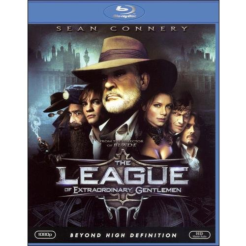 The League Of Extraordinary Gentlemen (Blu-ray) (Widescreen)