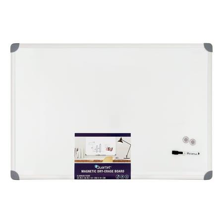 Quartet Magnetic Dry-Erase Board, 2