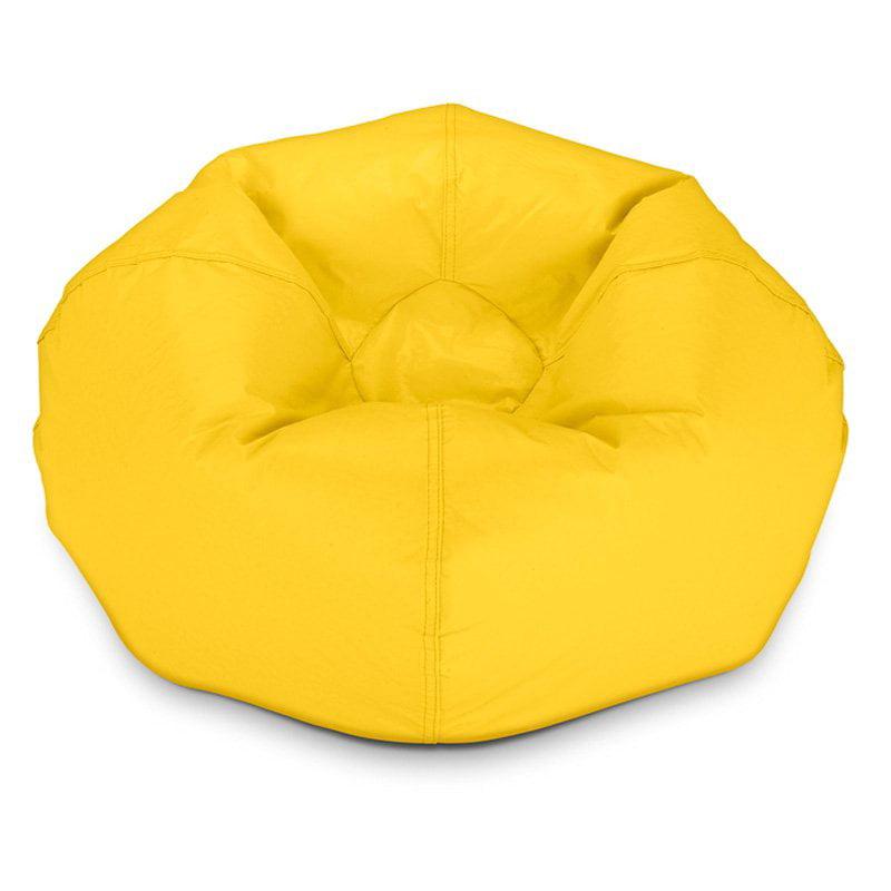 Ace Casual Furniture Medium Standard Vinyl Beanbag Chair by X Rocker