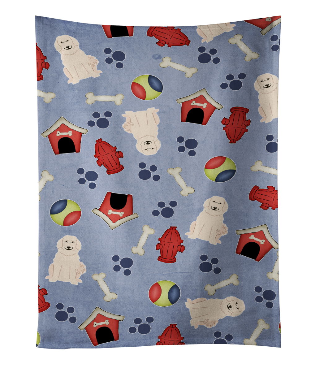Dog House Collection Great Pyrenese Kitchen Towel BB2696KTWL by Caroline's Treasures
