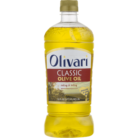 Olivari Classic Pure Olive Oil for Cooking and Baking, 51