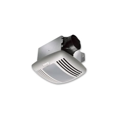 GreenBuilder 100 CFM Ceiling Exhaust Fan with Light
