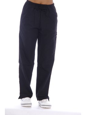 daac324083e Free shipping. Product Image Dreamcrest Ultra Soft Women's Scrub Pants /  Medical Scrubs / Nursing Uniforms (Black, Extra