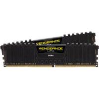 Corsair 16GB Vengeance LPX DDR4 Desktop Memory, Black