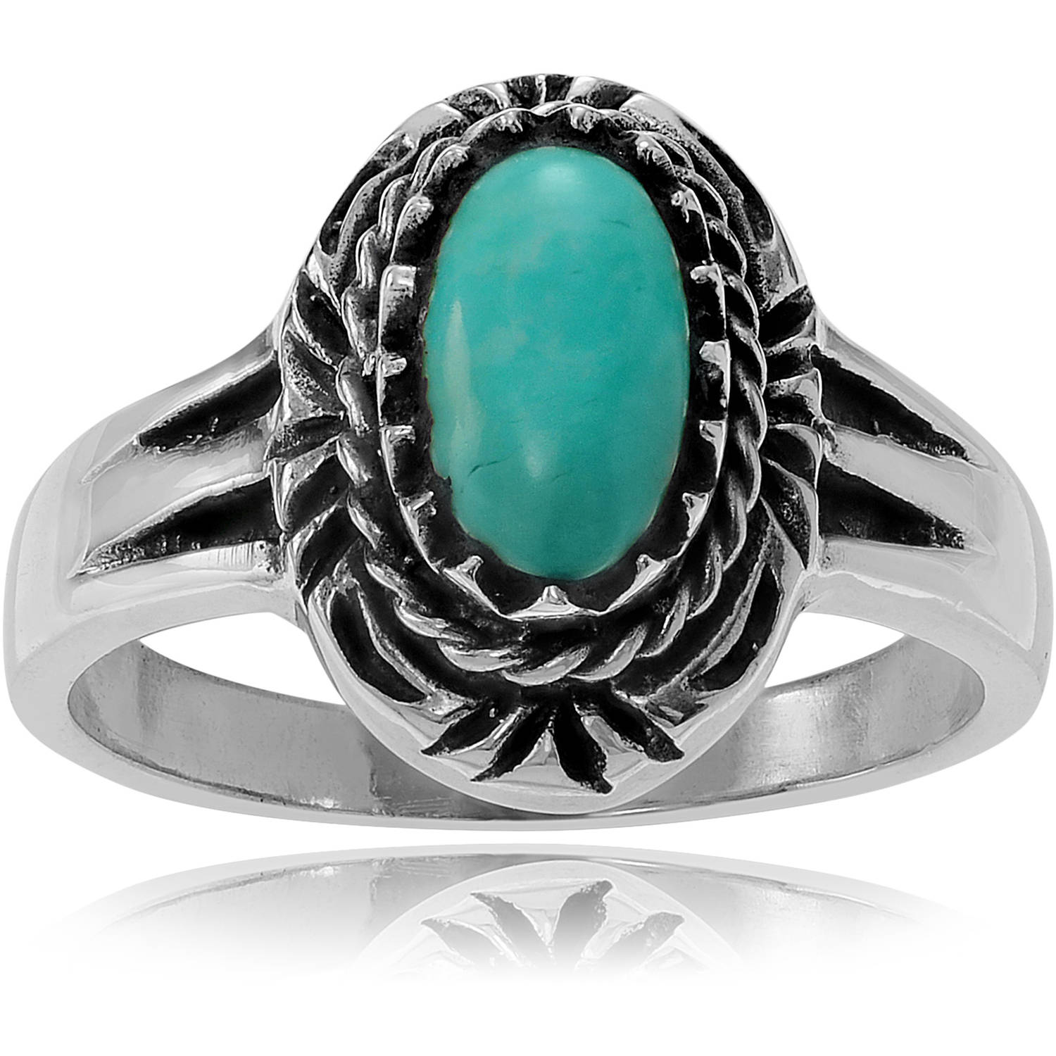brinley co s turquoise sterling silver oval fashion