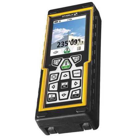 Stabila 6520 Laser Distance Meter,660 ft.,Outdoor G0189966