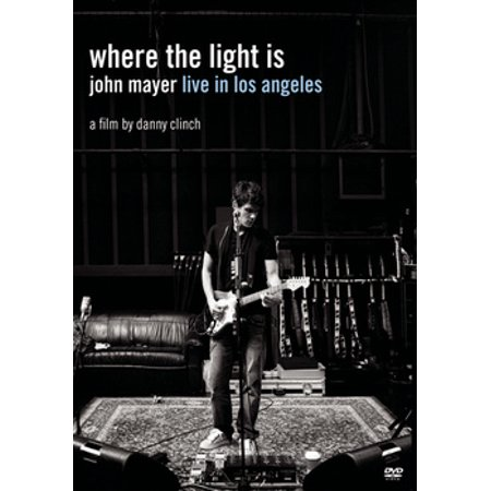 John Mayer: Where the Light Is, Live In Los Angeles (DVD)](This Is Halloween Danny Elfman Live)