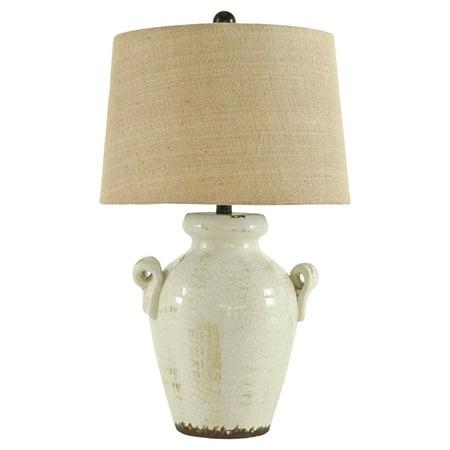 Signature Design by Ashley Emelda Ceramic Table Lamp