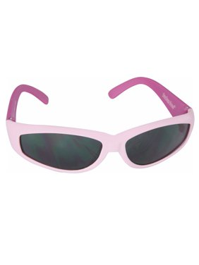 Sun Smarties Baby and Toddler Girl UV Protected Sunglasses - Pink