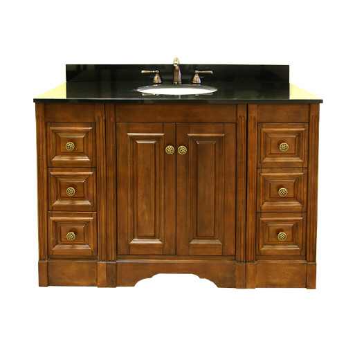 Legion Furniture 49'' Single Bathroom Vanity Set