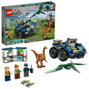 LEGO Jurassic World Gallimimus and Pteranodon Breakout 75940 Fun Dinosaur Toy for Kids (391 Pieces)