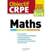 Objectif CRPE Maths 2020 - eBook