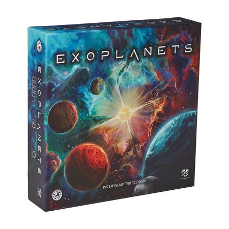 Greater Than Games Exoplanets Board Game](Greater Than Games)