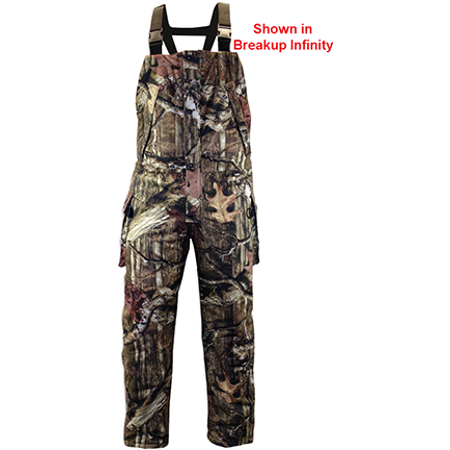 Rivers West Apparel Ambush Bibs Mossy Oak Country (Ambush Clothing)