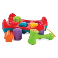 Shape Sorting Tray - Baby Toy by Playgro (6684339)
