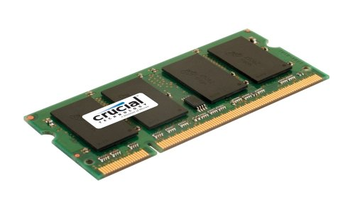Crucial 118355 Ram Module - 4 Gb ( -ddr2 Sdram 800 Mhz Ddr2-800/pc2-6400 - Non-ecc - Unbuffered - 200-pin Sodimm