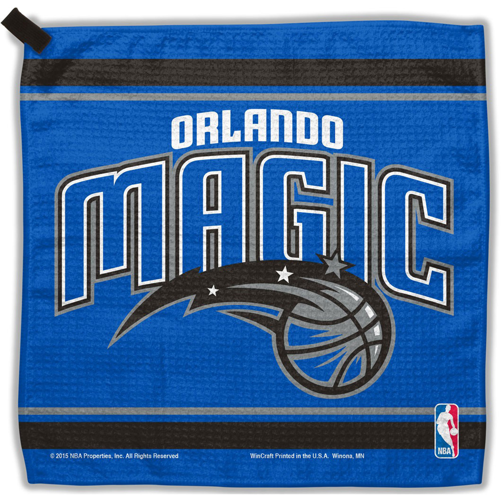 "Orlando Magic WinCraft 13"" x 13"" Waffle Towel - No Size"