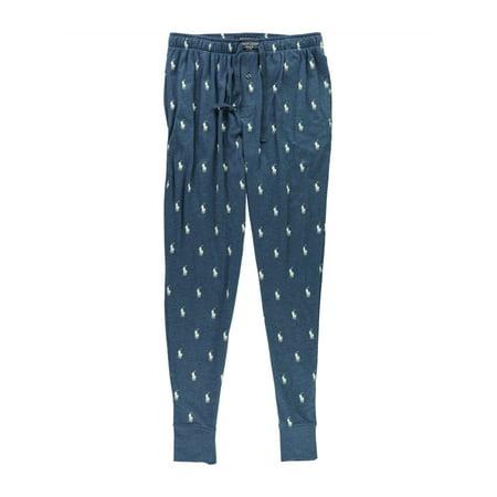 Ralph Lauren Mens Logo-Print Pajama Lounge Pants nnd L/30 - image 1 of 1