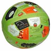 Toy-Throw & Tell Life Applications Ball (NEW)