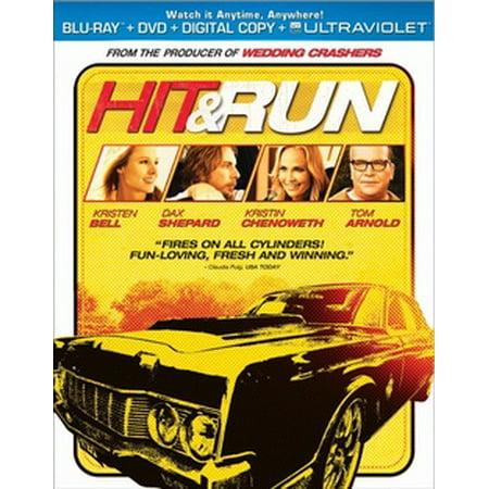 Hit & Run (Blu-ray)