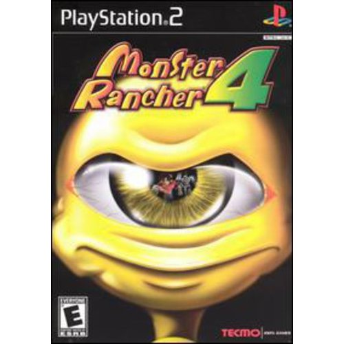Tecmo Monster Rancher 4