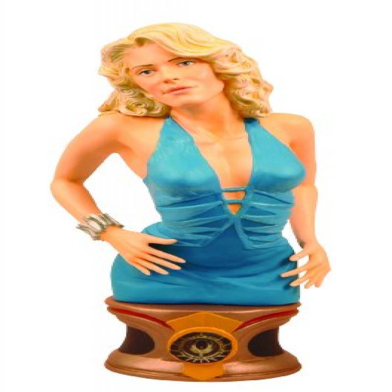 Diamond Toys Battlestar Galactica: Blue Dress Six Bust