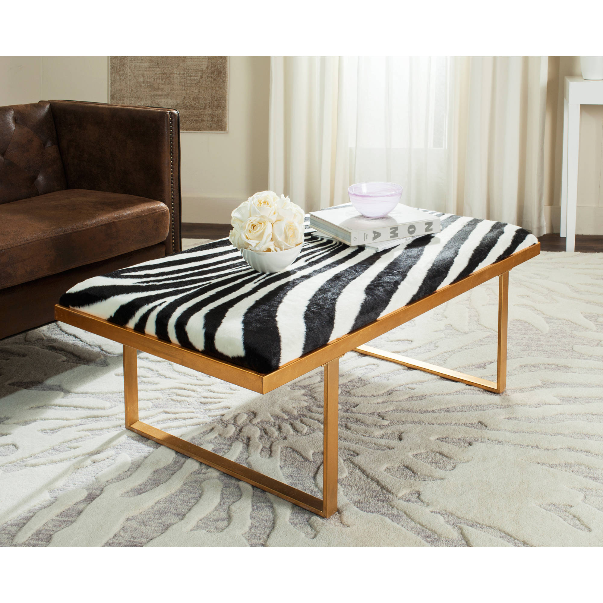 Safavieh Millie Loft BenchCoffee Table Walmartcom