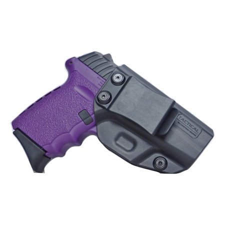 Pant Holster (Tactical Scorpion: Fits SCCY 9MM CPX1 CPX2 Concealed IWB Inside Pants Holster)