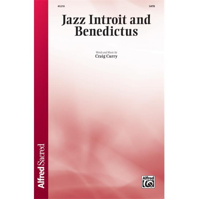 Alfred Music 00-45210 Jazz Introit & Benedictus SATB CD