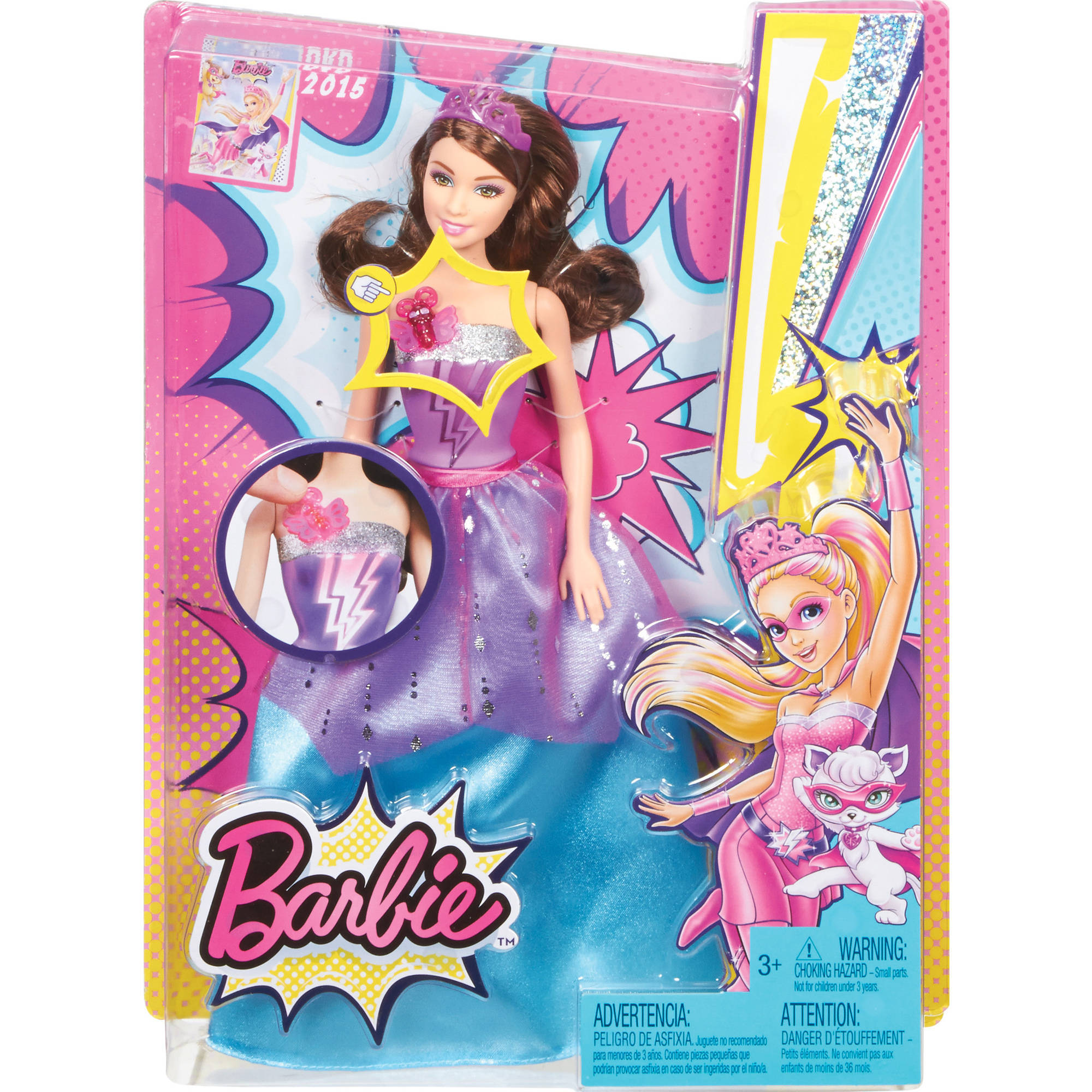 Barbie in Princess Power Corinne Doll