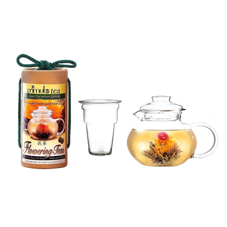Epoca Primula Blossom Flowering Tea Gift Set