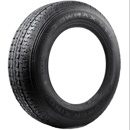 TowMax Radial High Speed Trailer Tire ST235/80R16 Load E 39850 3520 Lb.