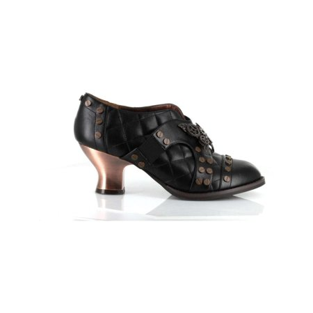b0585479d7c Hades Shoes H-Icon 2 inch Heel Retro Oxford with elastic strap 10 ...