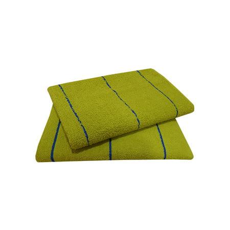 Liverpool Beach Towel - Mainstays Stripe Beach Towel - Yellow - 27