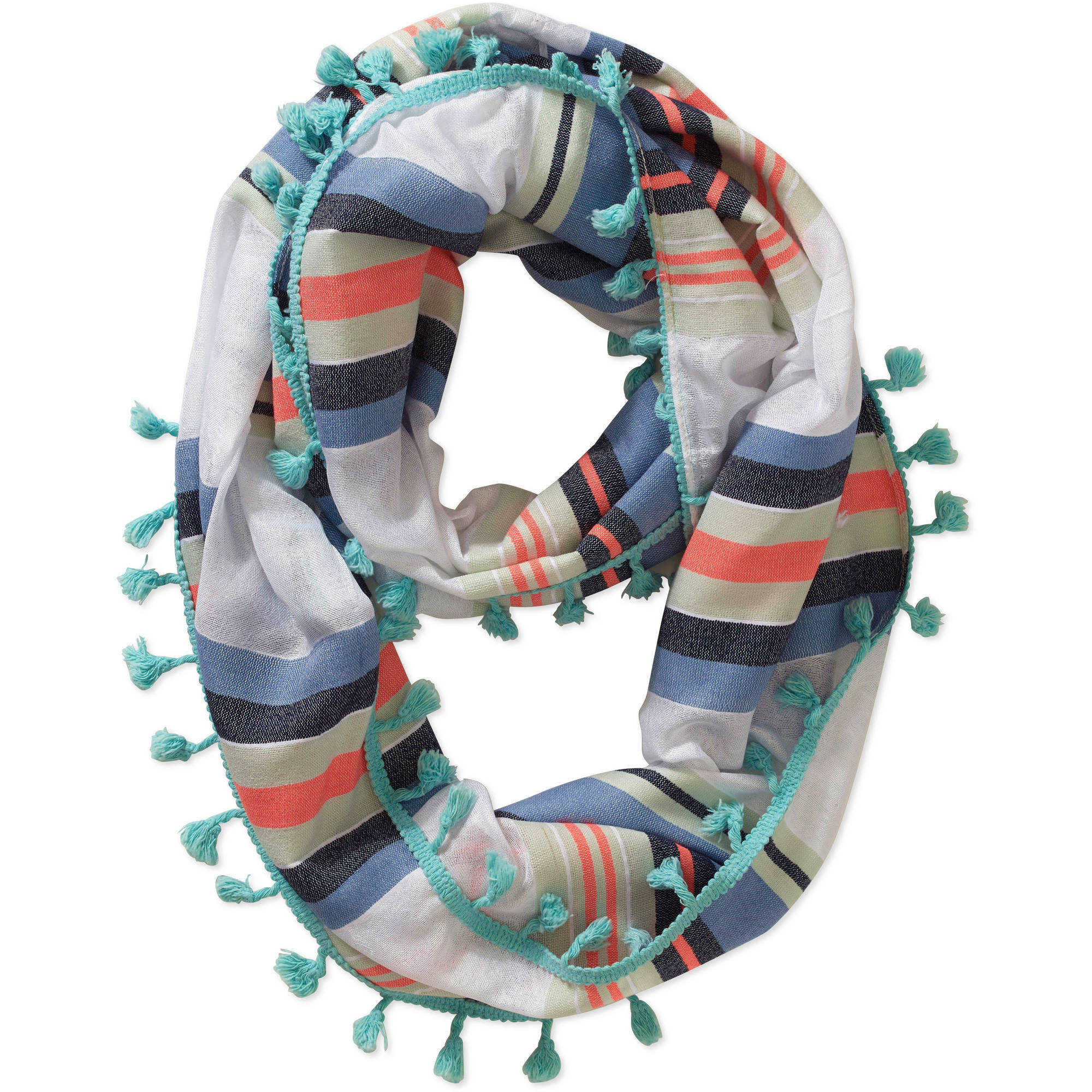 No Boundaries Women's Boho Fashion Scarf