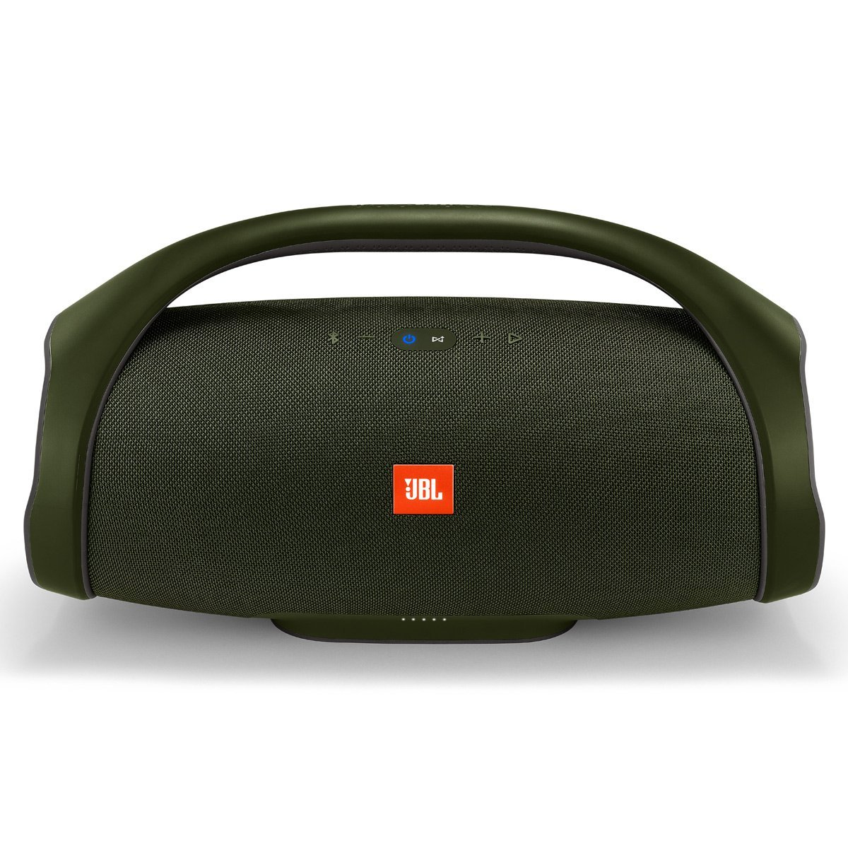 JBLBOOMBOXGRN JBL Boombox Portable Bluetooth Waterproof Speaker (Forest Green) by JBL