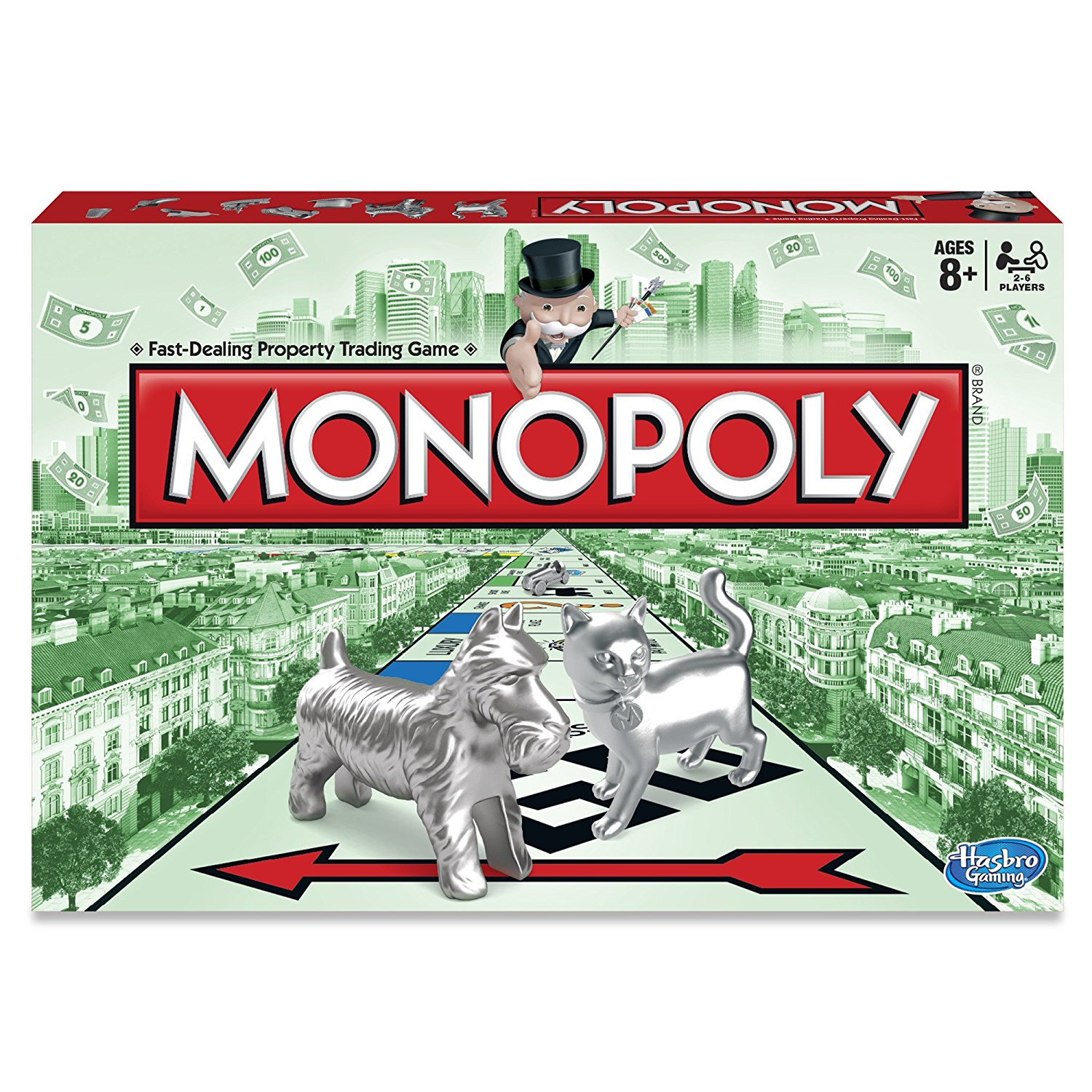 Monopoly Game By Hasbro Ship from US by