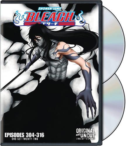 Bleach Uncut Box Set, Vol. 22 by