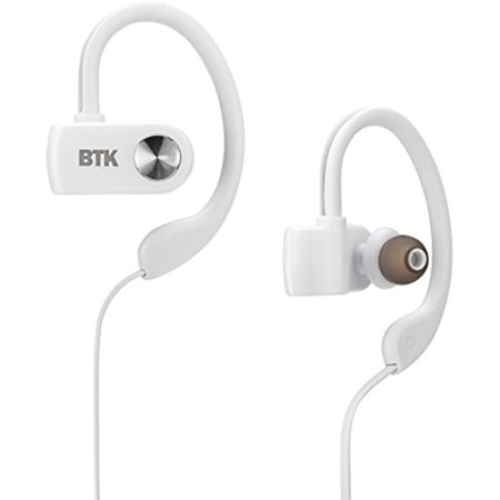 BTK M12 Bluetooth Earphones Sport Running Wireless Noise Cancelling Headphones In Ear Earbuds With Mic And Apt X Hook For Samsung IPhone Mobile Phones