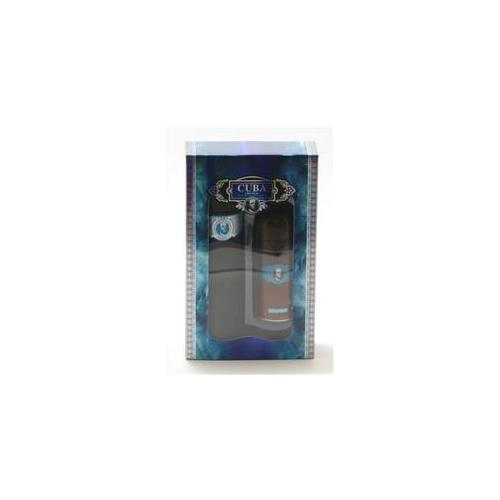 CUBA 22972962 CUBA BLUE FOR MEN - 34SP - 17ROLL ON DEODORANT STICK