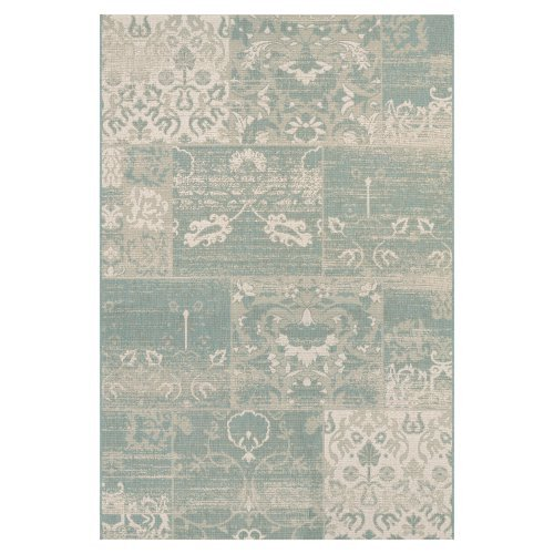Couristan Afuera Country Cottage Indoor Outdoor Area Rug