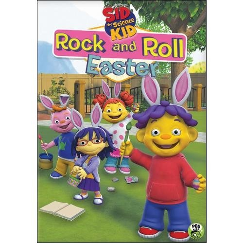 Sid The Science Kid: Rock And Roll Easter