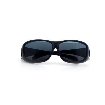 MLC EYEWEAR Wild Safari Retro Square Frame Sunglasses (Wild Wild West Sunglasses)