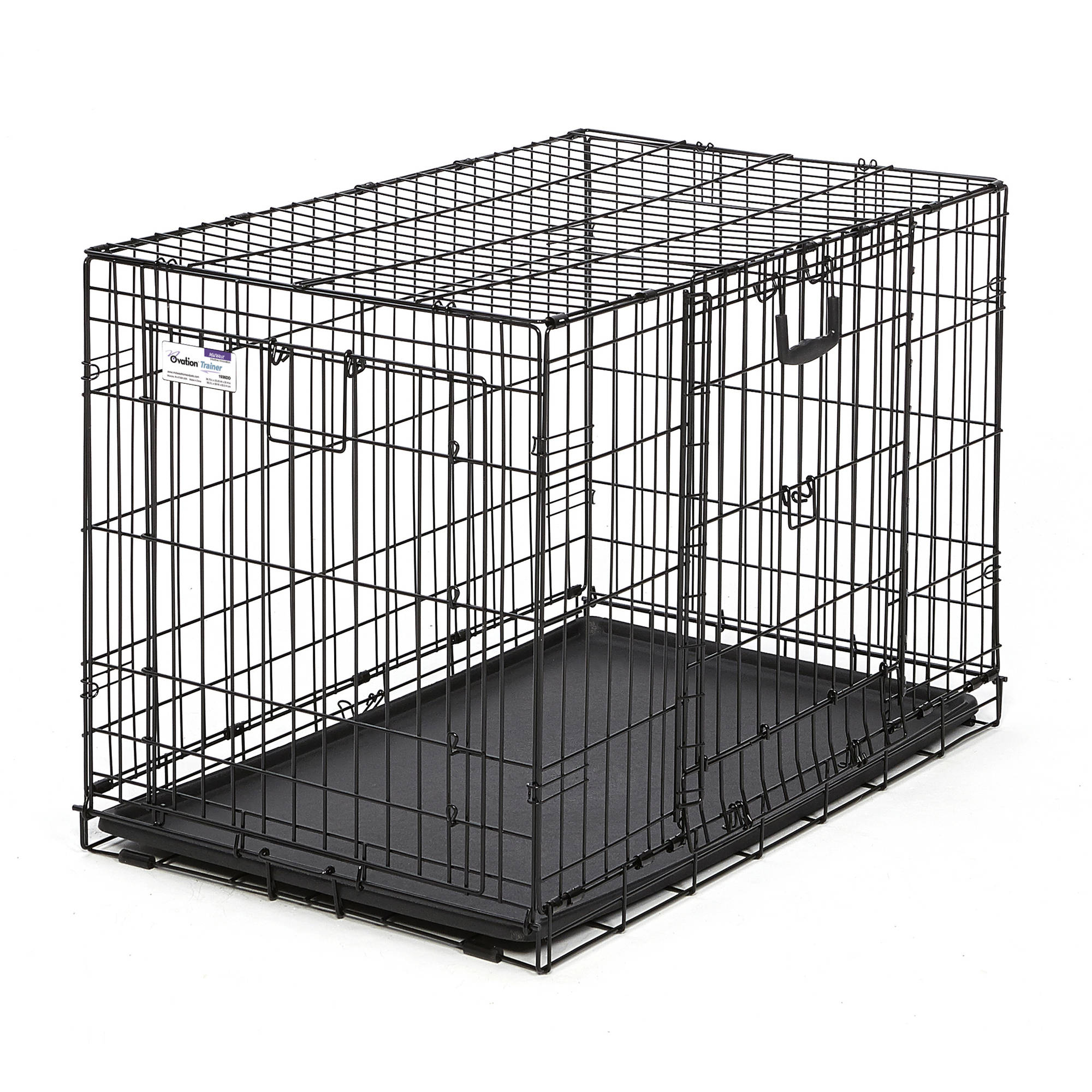 """Midwest 36"""" Ovation Double Door Training Crate"""