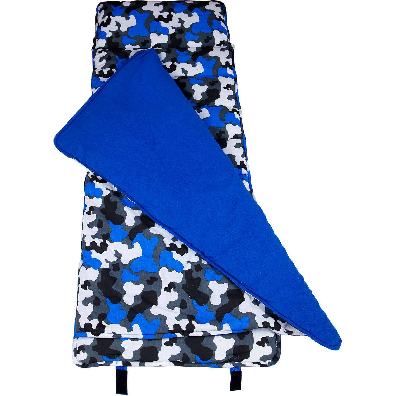 Wildkin Blue Camo Original Nap Mat